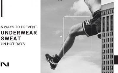 5 Ways Men Can Prevent Underwear Sweat on Hot Days